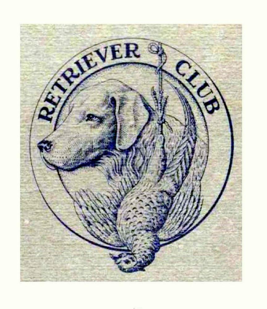 5. Representation originelle du Retriever Club de Mr Xavier de Pore