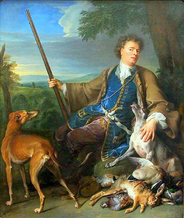 1. Alexandre Francois Desportes en 1699