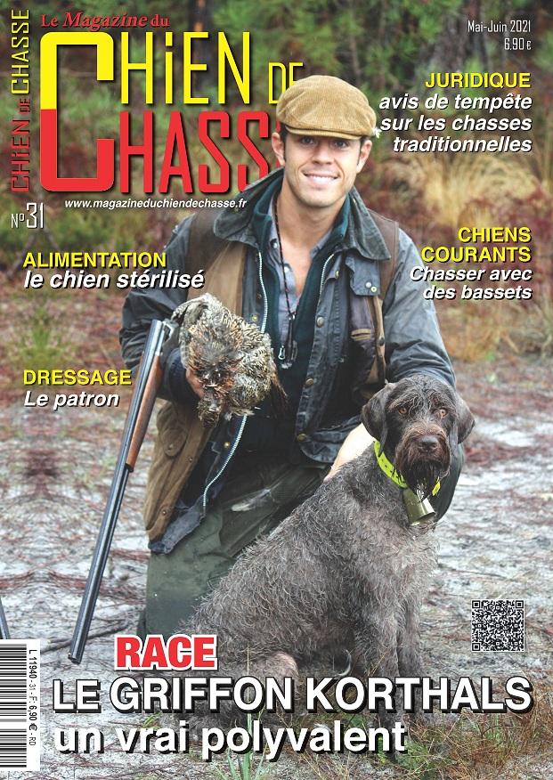 le Magazine du Chien de Chasse Numero 31